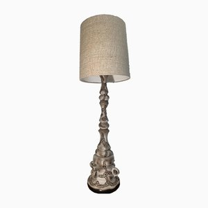 Vintage Ceramic Floor Lamp from Kaiser Idell / Kaiser Leuchten