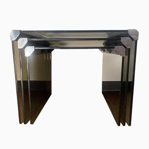 Vintage Nesting Tables by Pierreangelo Galotti