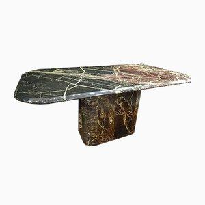 Tavolo da pranzo in marmo di Roche Bobois, anni '70