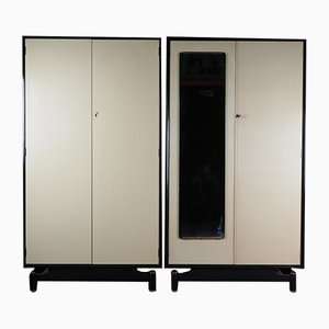 Wardrobes by E Gomme for G-Plan, 1960s, Set of 2