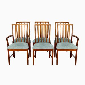 Dining Chairs from A H Mcintosh, 1970s, Set of 8