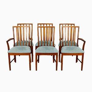 Esszimmerstühle von AH Mcintosh, 1970er, 8er Set
