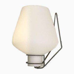 Mid-Century Wandlampe von Louis C. Kalff für Philips