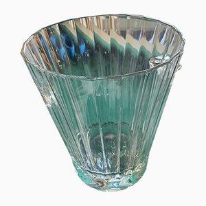 Seau à Champagne en Cristal par Paloma Picasso pour Villeroy et Boch, années 60