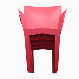 Vintage Globe Armchair by Philippe Starck for Kartell