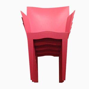 Vintage Globe Sessel von Philippe Starck für Kartell