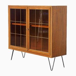 Mueble de vidrio teñido, años 60