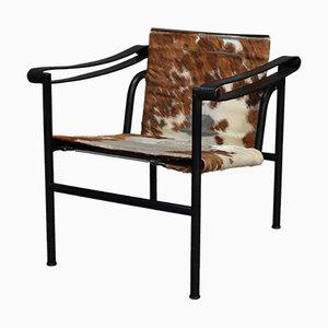 LC1 Sessel von Le Corbusier für Cassina, 1970er