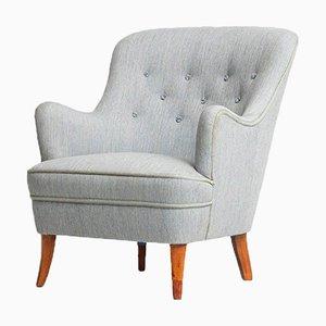 Schwedischer Sessel von Carl Malmsten für O.H Sjögren, 1950er