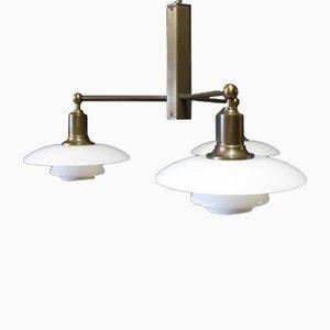 Lámpara de techo PH 2/1 de Poul Henningsen para Louis Poulsen, 1997