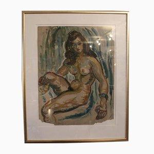 Dipinto ad olio, Francia, anni '20