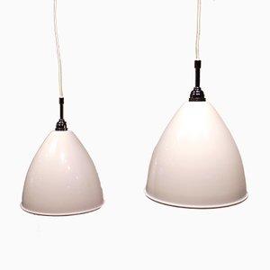 Lampes à Suspension Modèle BL9 Vintage par Robert Best pour Gubi, Set de 2