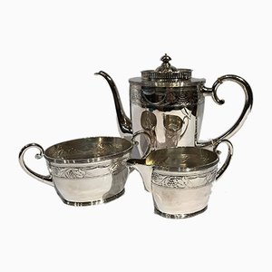 Coffee Set, 1920s, Set of 3