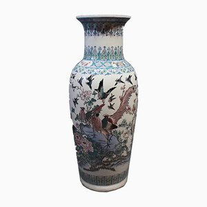 Large Chinese Floor Vase, 1930s