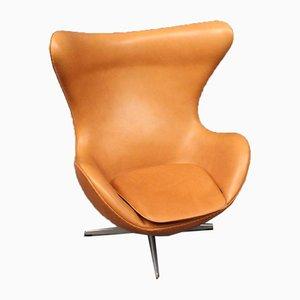 Egg chair nr. 3316 di Arne Jacobsen & Fritz Hansen, anni '60