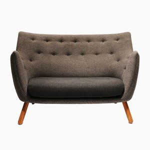 Model FJ4100 Poet Rime Sofa by Finn Juhl for Onecollection, 2000s