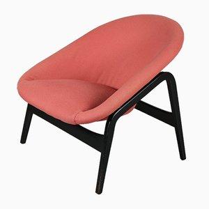 Niederländischer Modell 118 Sessel von Hartmut Lohmeyer für Artifort, 1950er