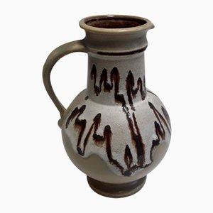 Deutscher Keramik Modell 1809/25 Krug von Scheurich, 1970er