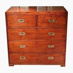 Campaign Chest of Drawers