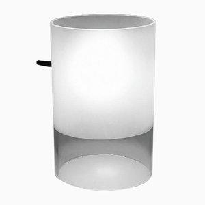 Lámpara de mesa Fatua Mid-Century de vidrio de Guido Rosati para Fontana Arte, años 70