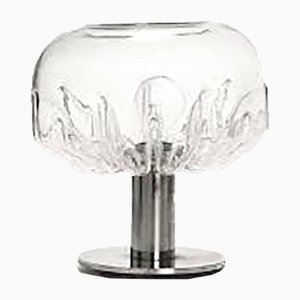 Lampe de Bureau Modèle Zinia Mid-Century par Toni Zuccheri pour Veart, années 70