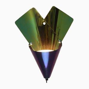 Modell LP26 Wandlampe von Luigi Caccia Dominioni für Azucena Cartoccio, 1970er