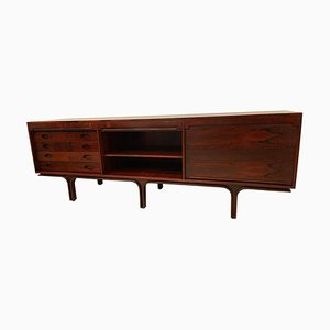 Rosewood Sideboard by Gianfranco Frattini for Bernini, 1960s