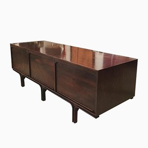 Rosewood Sideboard by Gianfranco Frattini for Bernini, 1950s