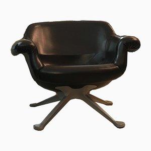 Modell 1110 Armlehnstuhl von Angelo Mangiarotti für Cassina, 1960er