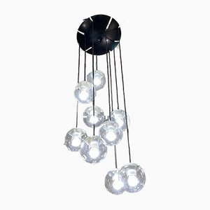 Model 2095/9 Ceiling Lamp by Gino Sarfatti for Arteluce, 1950s