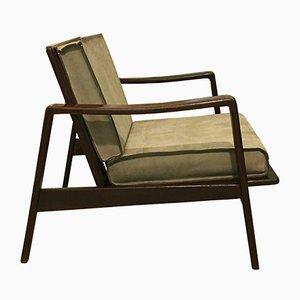 Scandinavian Rosewood Armchair, 1970s