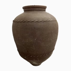 Vaso grande in terracotta, Italia, XIX secolo