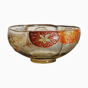 Bowl from Emile Gallé, 1900s