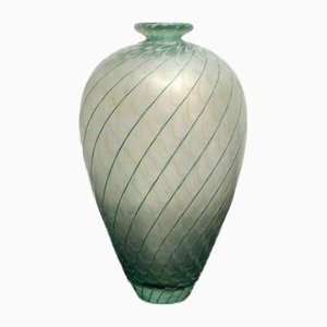 Swedish Fenicio Vase by Bertil Vallien for Kosta Boda, 1970s