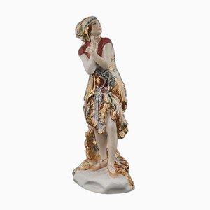 Figurine en Porcelaine de Lomonosov, 1921