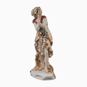 Porcelain Figurine from Lomonosov, 1921