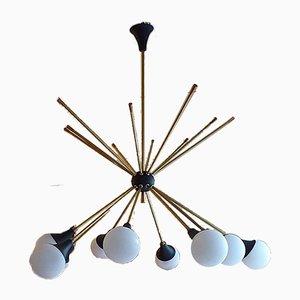 Mid-Century Modern Italian Ceiling Lamp