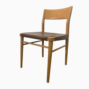 Mid-Century Model 351 Dining Chairs by Georg Leowald for Wilkhahn, Set of 4