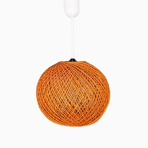 Vintage Rope Ceiling Lamp
