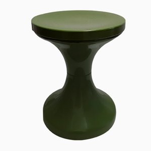 Vintage German Plastic Stool