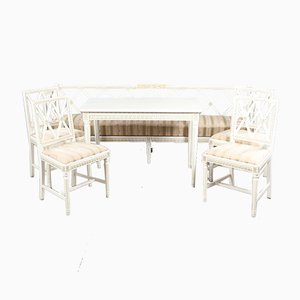 Antique Gustavian Living Room Set