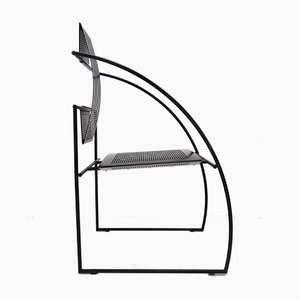 Vintage Quinta Armchair by Mario Botta for Alias, 1980s