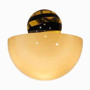 Vintage Abaco Wandlampe von Guggisberg und Baldwin für Venini