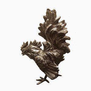 Rooster Sculptures by Mauro Manetti, 1970s, Set of 2