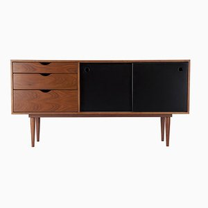 Fidar Black Sideboard by Meghedi Simonian for Kann Design