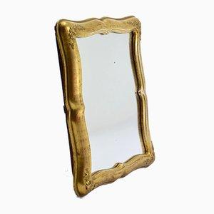Espejo francés deslizado, años 40