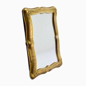 French Glided Mirror, 1940s