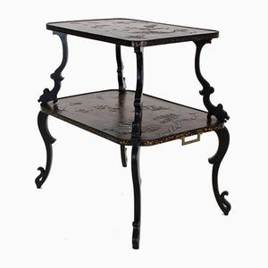 Antique French Art Nouveau Table by Louis Majorelle