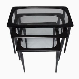 Italian Nesting Tables by Ico Parisi, 1950s