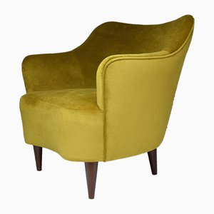 Italian Armchair by Gio Ponti for Casa e Giardino, 1930s